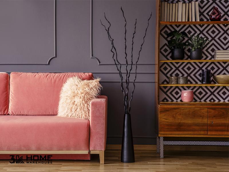Kết hợp màu sàn gỗ hiệu quả cùng tông Pantone cam san hô 2019 - 269388